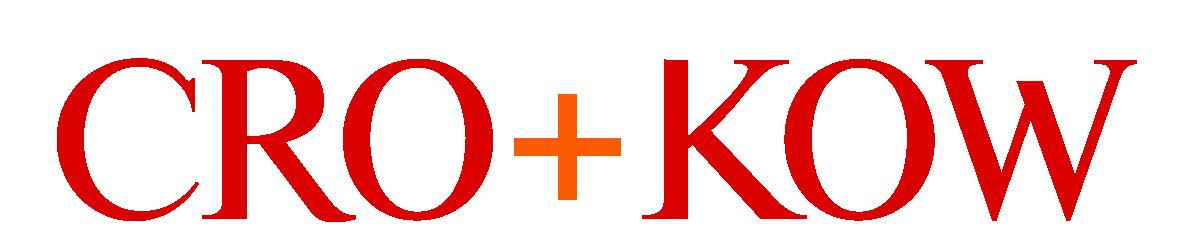 Cro + Kow logo